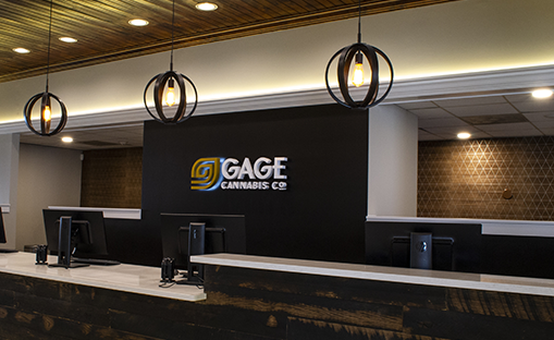 gage dispensary image